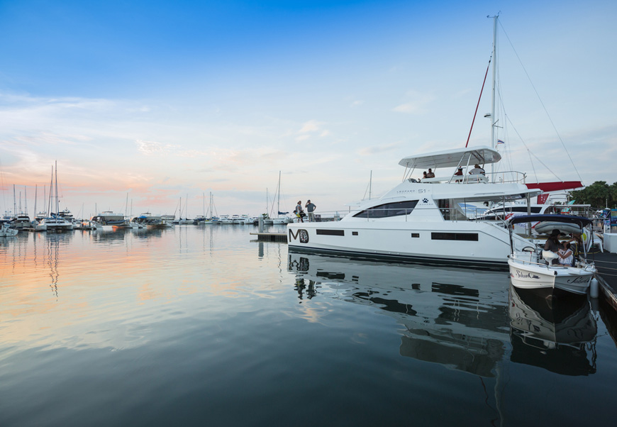 Pattaya-Marina-Yacht