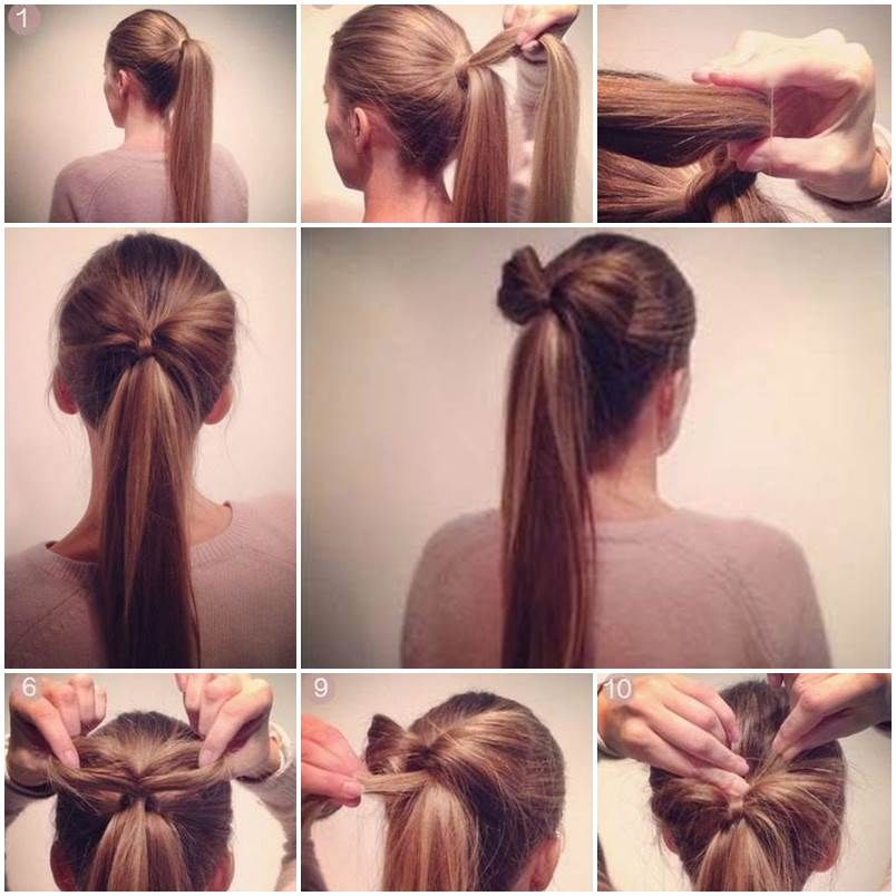 147835-How-To-Make-A-Bow-Ponytail