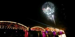 งานสะพานข้ามแม่น้ำแควและงานกาชาด ปี 58 (28 พ.ย. - 7 ธ.ค.58)