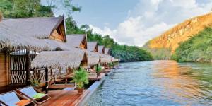 พรีวิว เดอะ โฟลทเฮ้าส์ รีสอร์ท กาญจนบุรี (The FloatHouse River Kwai l Floating Resort)