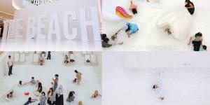 THE BEACH สัมผัสประสบการณ์ ชายหาดจำลองแห่งใหม่ กลางใจเมือง Central Embassy (วันนี้ - 18 มิ.ย. 60)